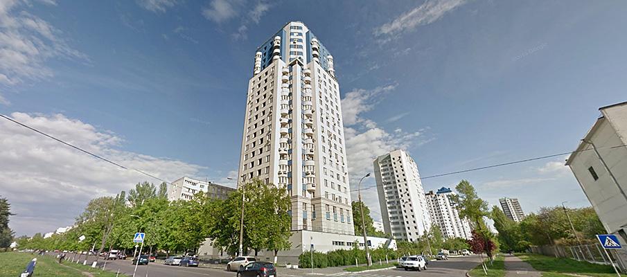 Budynek mieszkaniowy, ul. Piotra Czaadajewa