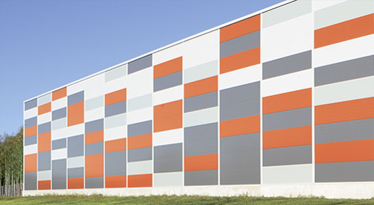Ruukki Energy Sandwich Panels