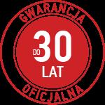 gwarancja oficjalna 30 lat