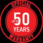 warranty 30 years