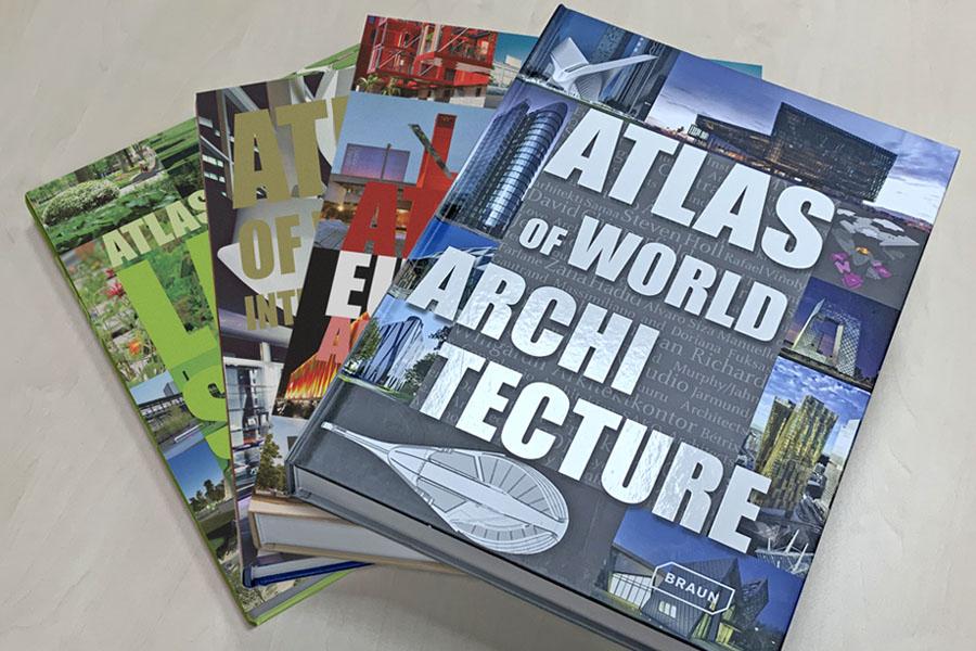 книги архітектура