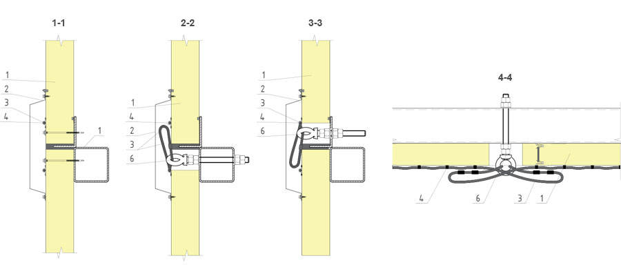 Design of light removable structures