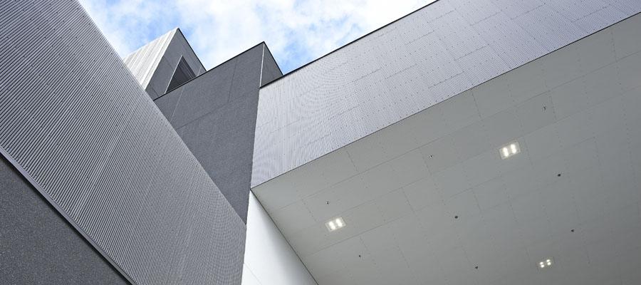 перфоровані фасади