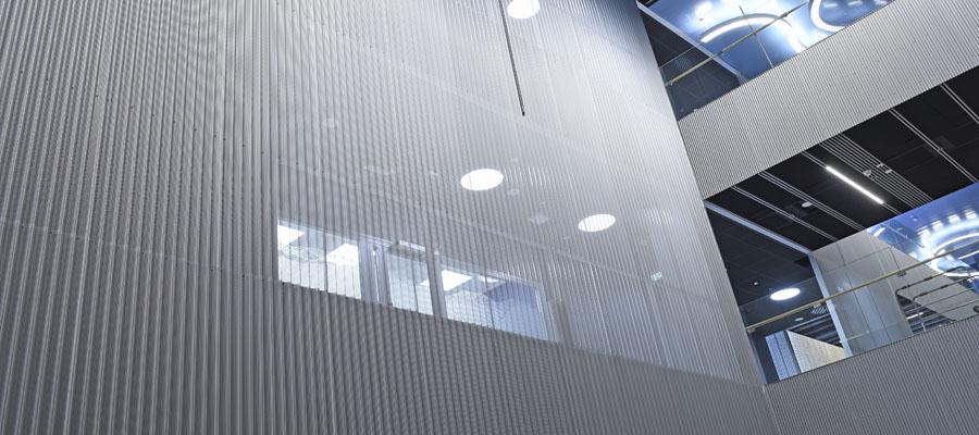 Nova Hospital interior