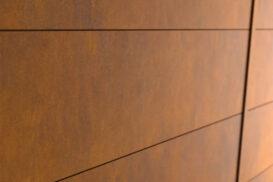 Сэндвич-панели Ruukki Patina – яркое решение для энергоэффективных зданий