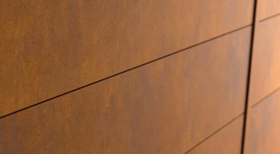 Сендвіч-панелі Кортен