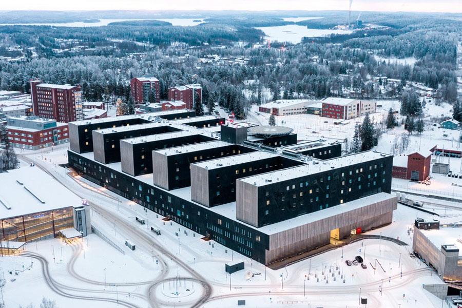 Szpital Nova – nowe technologii tworzenia zakładów zdrowotnych