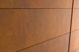 Płyty warstwowe Ruukki Patina – jaskrawe rozwiązanie dla gmachów energooszczędnych