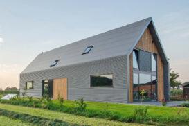 Будівництво котеджу з нульовим споживанням енергії