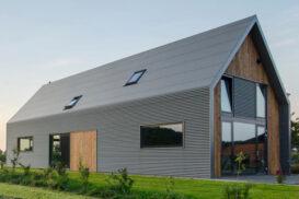 Construction of zero-energy building