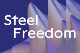 Rauta became a partner of the STEELFREEDOM architecture student competition 2021